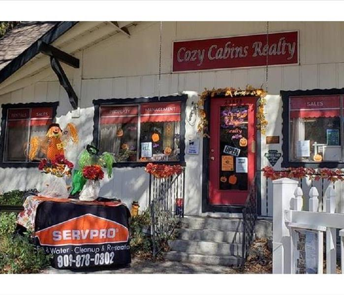 Crestline Merchants Halloween Party