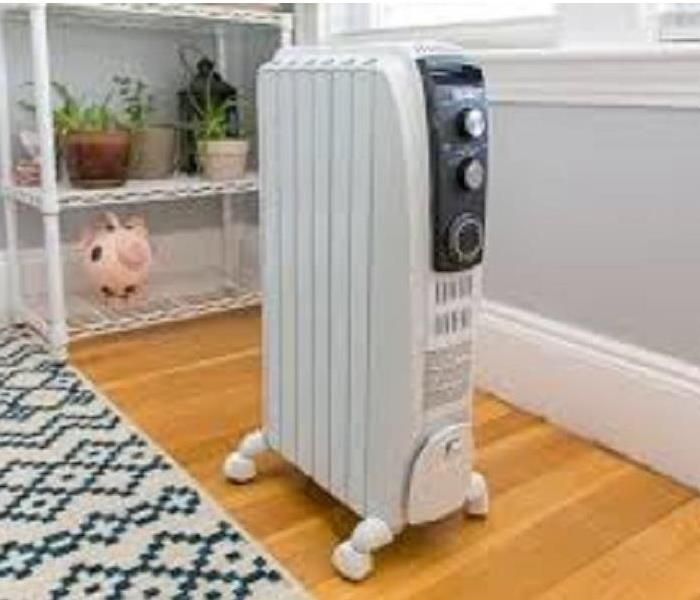 Safer Space Heaters