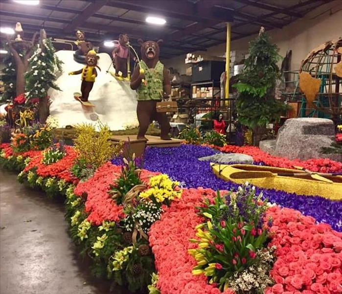 Big Bear 2019 Rose Parade Float