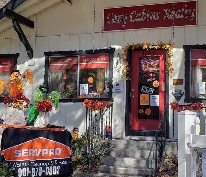 Why SERVPRO Crestline Merchants Halloween Celebration!